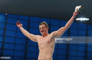 during day four of the British Swimming Championships at the Aquatics Centre on April 17, 2015 in London, England.