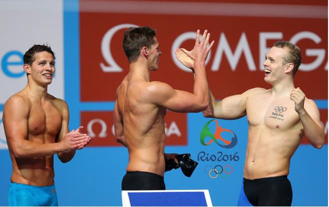 Overzicht: Welke zwemmers zijn al zeker vanRio?