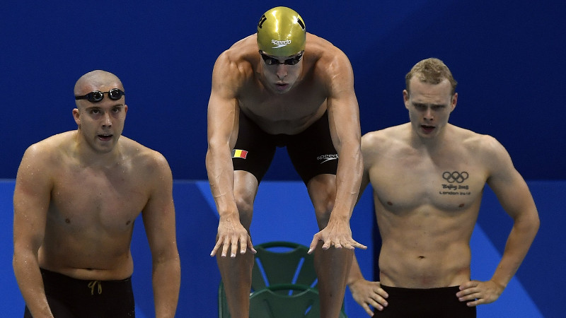 Timmers pakt brons op World Cup inPeking