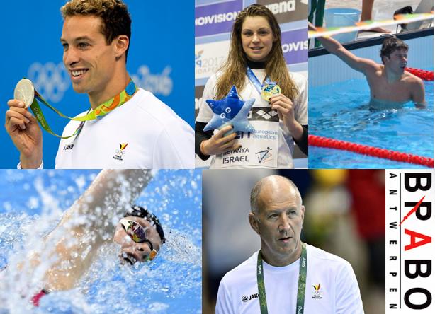 Verkiezing zwemmer & zwemster van het jaar: deuitslagen