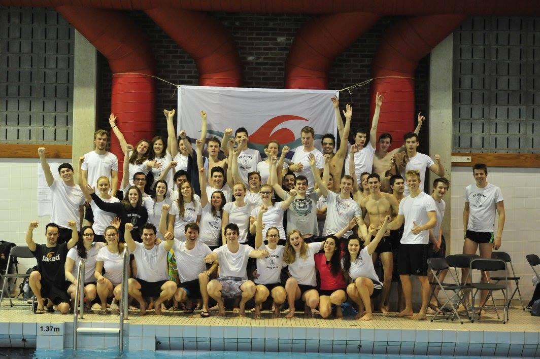 KU Leuven Swim Cup: Een studentenfeest & de terugkeer van EmmanuelVanluchene