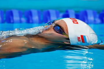 Rylov snelt naar Europees Record 200rug