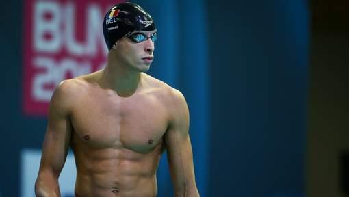 Pieter Timmers zwemt WK-limiet 50vrij