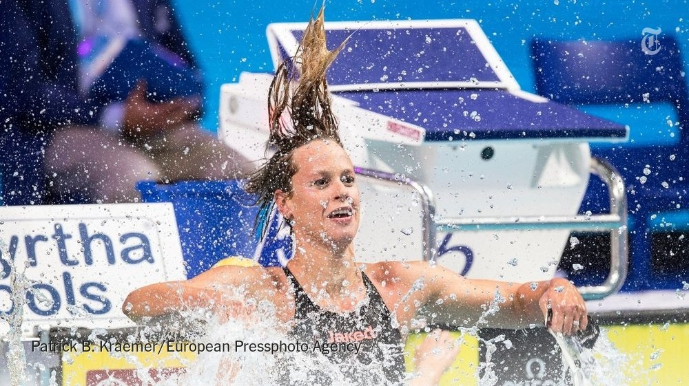 Budapest 2017: Dag 4 Finales