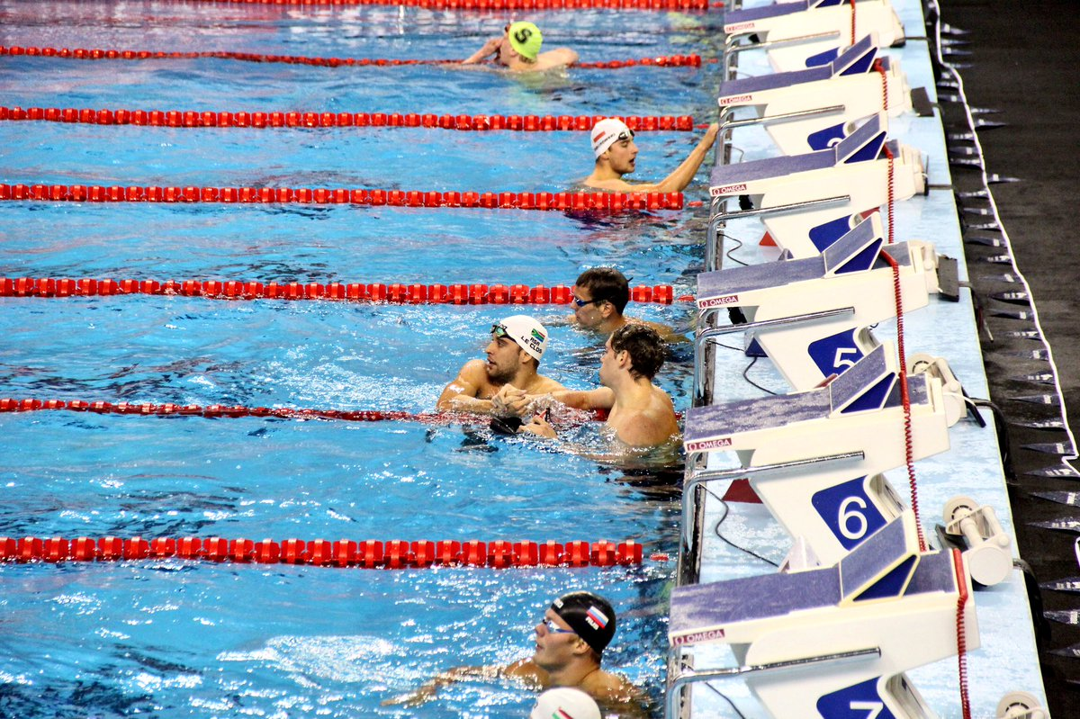 FINA World Cup: Doha